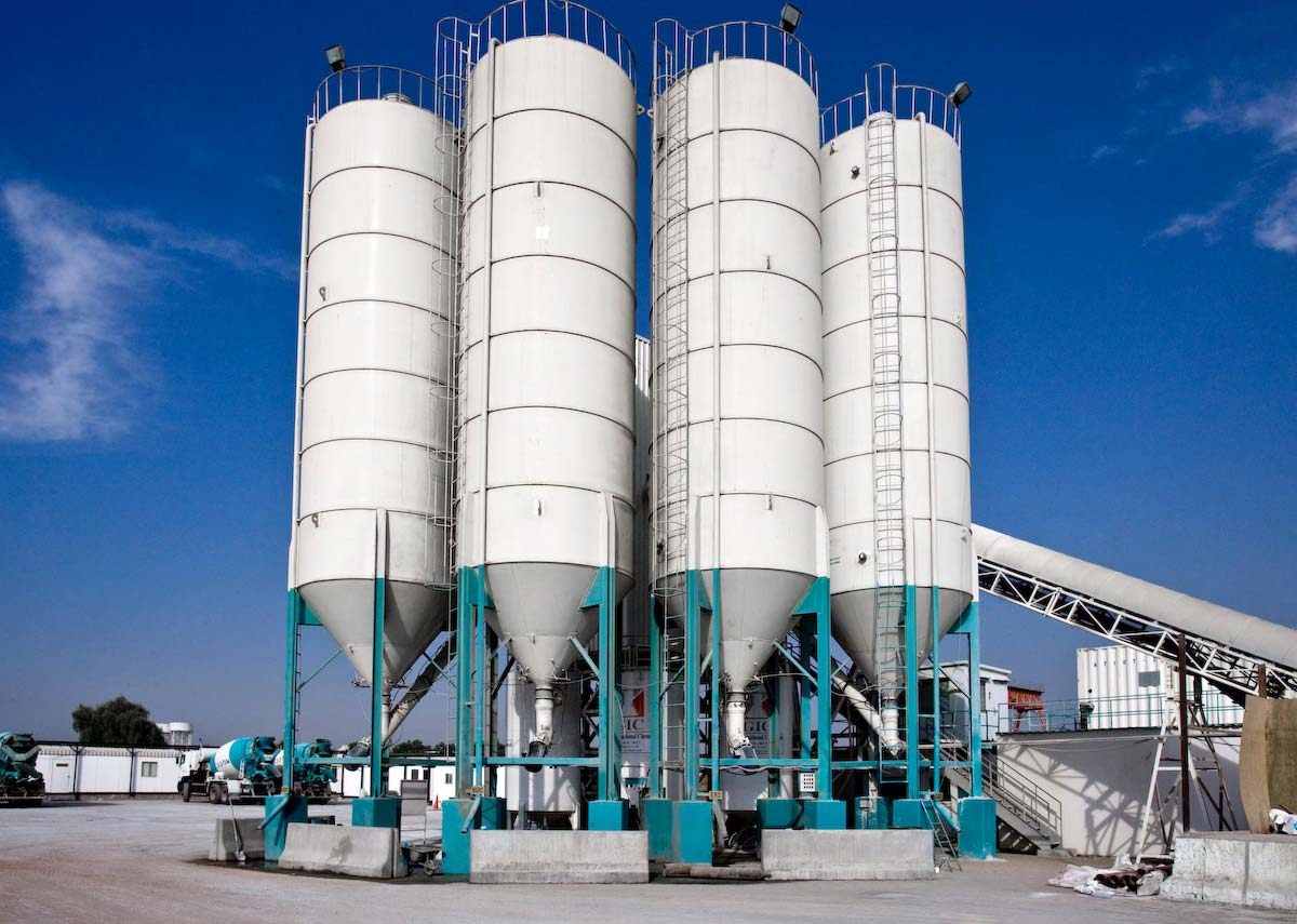 Gpe German Plant Experience Silos And Silo Equipment